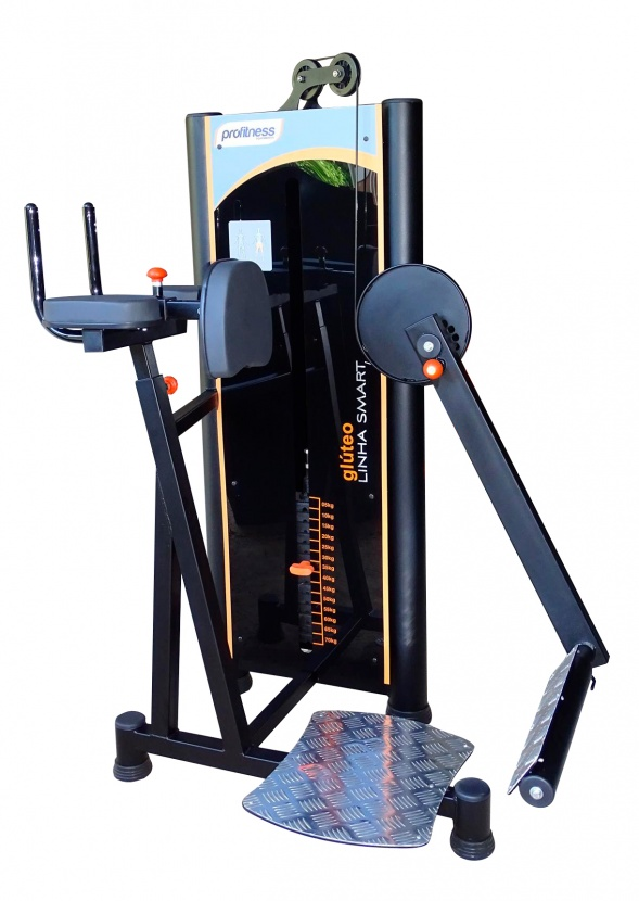 Gluteo Vertical Máquina Glúteos