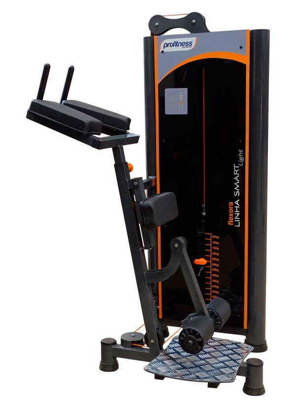Flexora Vertical Máquina Pernas
