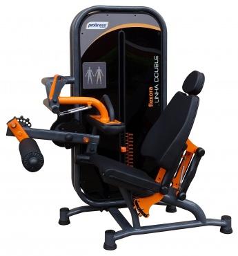 Flexora Sentada Máquina Pernas