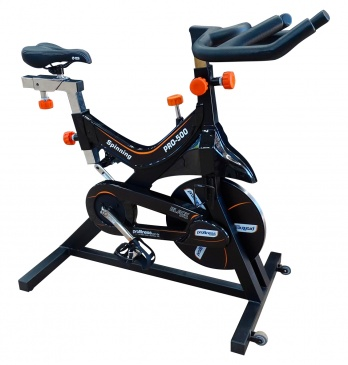 Bicicleta Spinning Profitness PRO-500 Black Edition Bicicletas Spinning