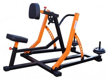 Musculação - Remo Sentado Apoio Peito Articulado - LA-070