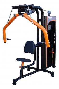 Musculação - Chest Press Supino Vertical Máquina - LS4-025