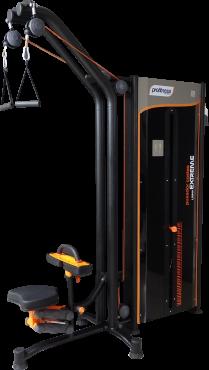 Puxador Vertical Full Motion Costas