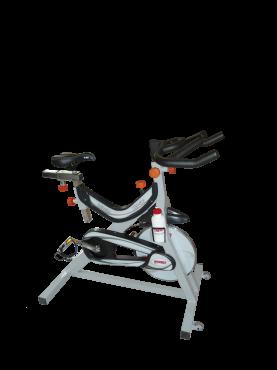 Cardio - Bicicleta Spinning Profitness PRO-500 - PRO-500