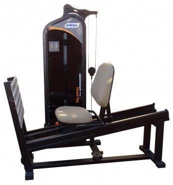 Musculação - Leg Press Sentado Máquina - LA-088