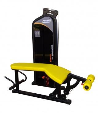 Musculação - Flexora Horizontal Máquina - LA-045